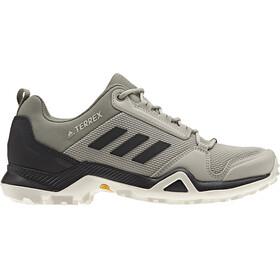 adidas TERREX AX3 Hiking Shoes Lightweight Women, sesame/core black/tracar